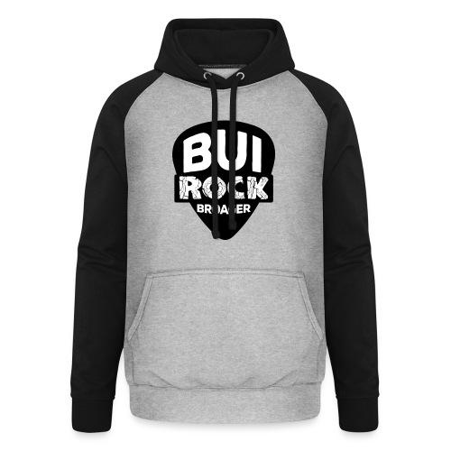BUI ROCK - Unisex baseball hoodie