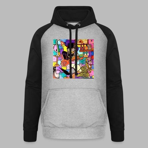 Vunky Vresh Vantastic - Unisex baseball hoodie