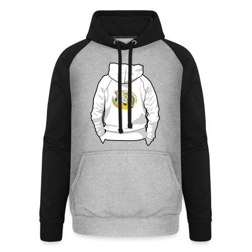 hoodyback - Unisex baseball hoodie
