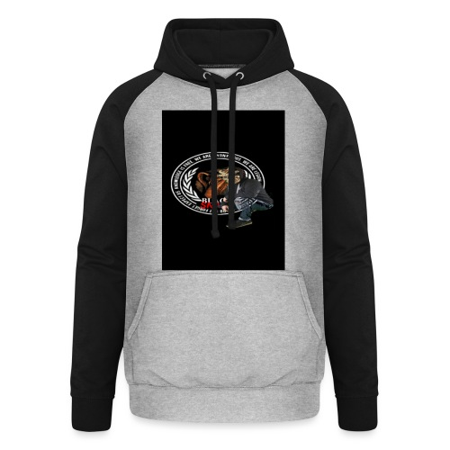 GLOCKFIRE - Sweat-shirt baseball unisexe