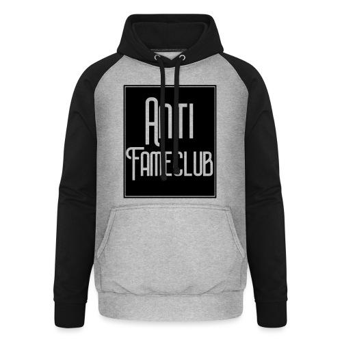 Anti FameClub - Unisex Baseball Hoodie