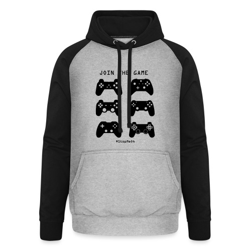 Join The Game - Unisex Baseball Hoodie