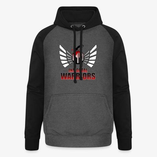 The Inmortal Warriors Team - Unisex Baseball Hoodie