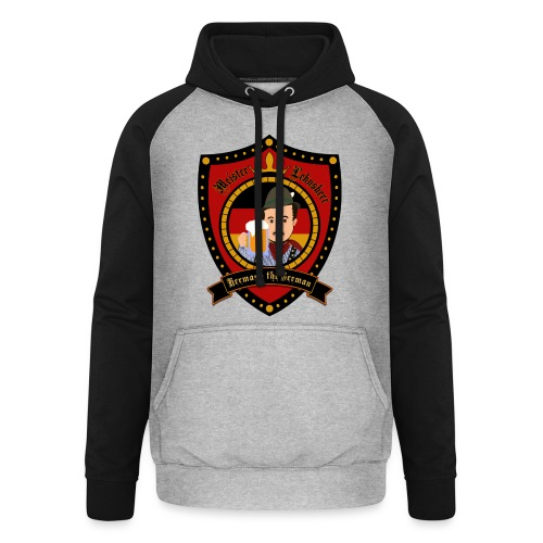 Hermann the German - Unisex Baseball Hoodie
