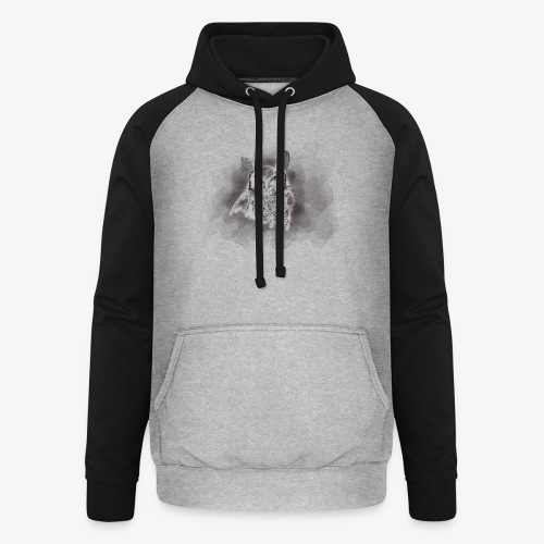 Owl be there for you - Unisex baseball hoodie