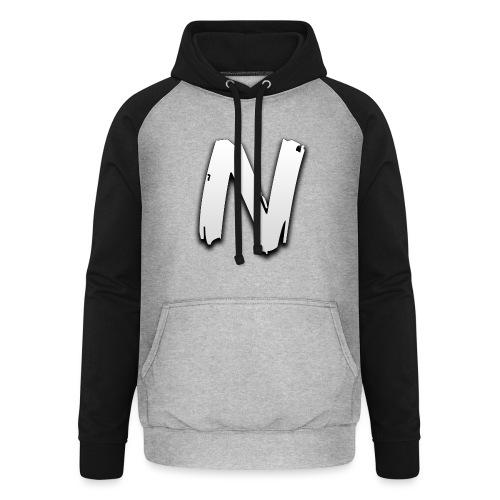 NormalNick LOGO - Unisex baseball hoodie