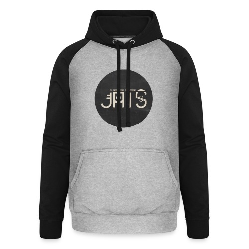 JATS indien circle - Sweat-shirt baseball unisexe
