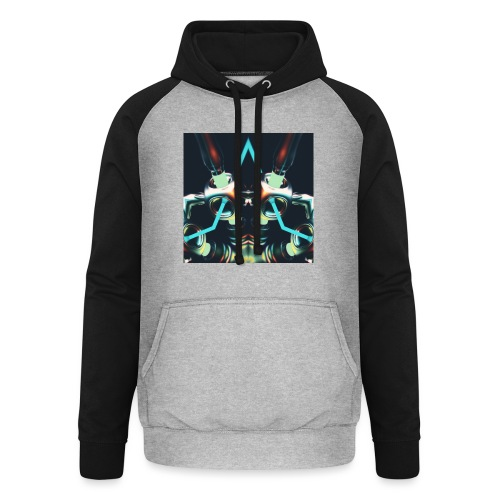 Energize Fields by RNZO - Unisex baseball hoodie