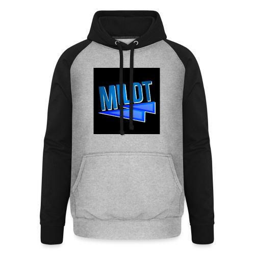 MILDT Muismat - Unisex baseball hoodie