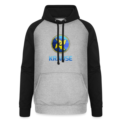 Krause shirt - Unisex baseball hoodie