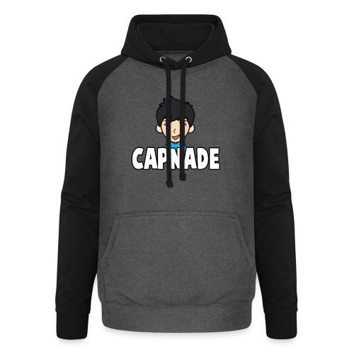 Basic Capnade's Products - Unisex Baseball Hoodie