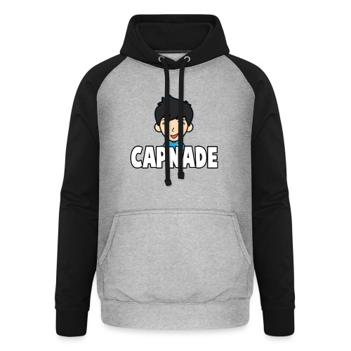 Basic Capnade's Products - Unisex Baseball Hoodie