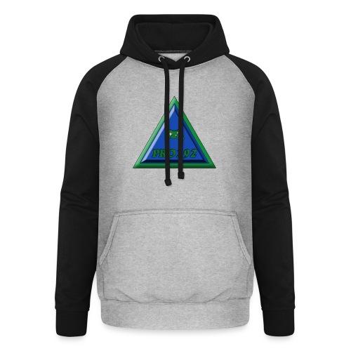 Progamer192 Illuminati t-shirt ( teenager ) - Unisex baseball hoodie
