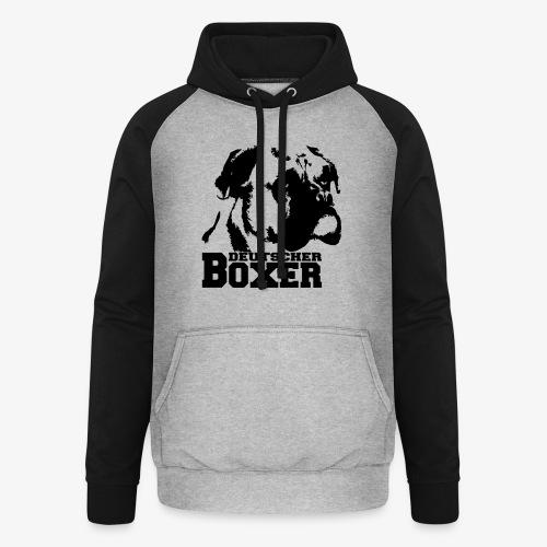 Deutscher Boxer - Unisex Baseball Hoodie