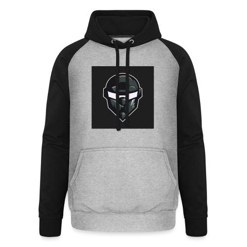 LogoMain2 - Unisex baseball hoodie