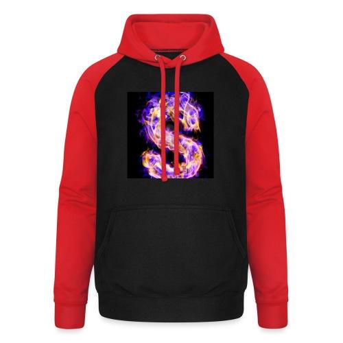sikegameryolo77 kids hoodies - Unisex Baseball Hoodie
