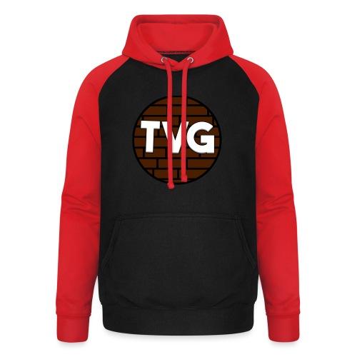 TeVeelGamers - Unisex baseball hoodie