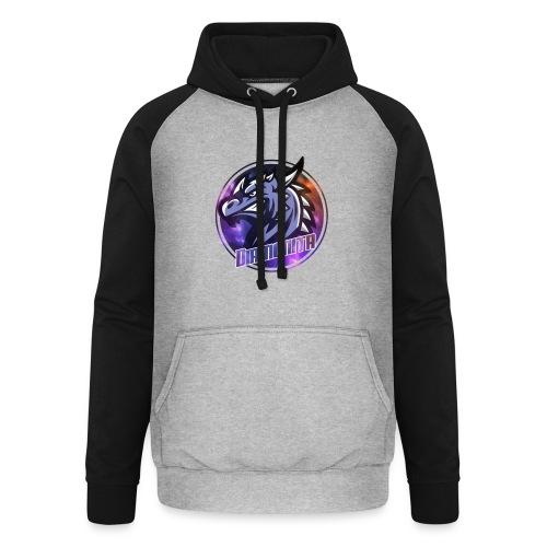 DIa Logo - Unisex baseball hoodie