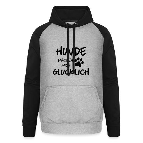 Vorschau: gluck - Unisex Baseball Hoodie