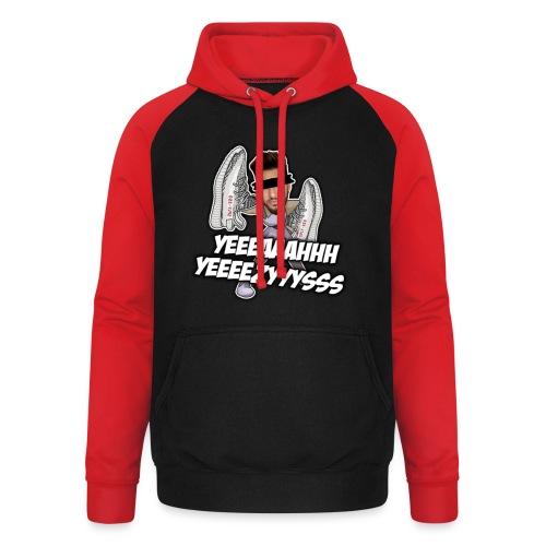 Yeah Yeezys! - Unisex Baseball Hoodie