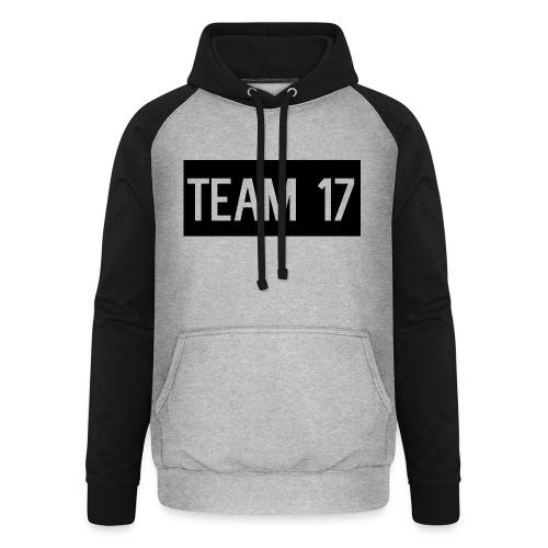 Team17 - Unisex Baseball Hoodie