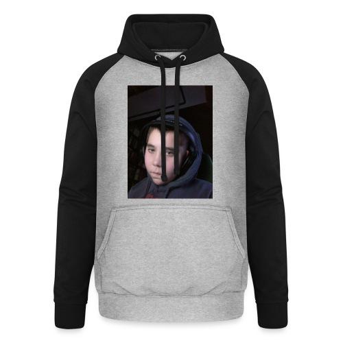 djyoutuber thisert - Unisex baseball hoodie