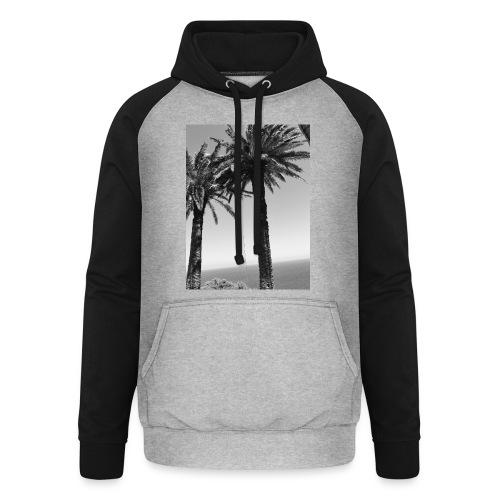 arbre - Sweat-shirt baseball unisexe