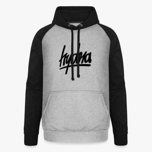 Hydra - Sweat-shirt baseball unisexe