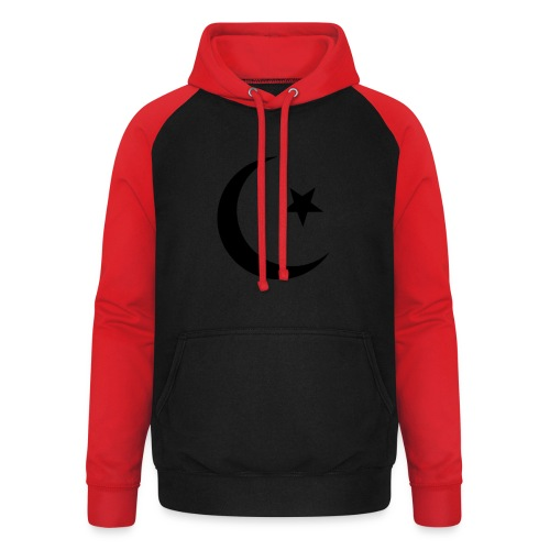 islam-logo - Unisex Baseball Hoodie