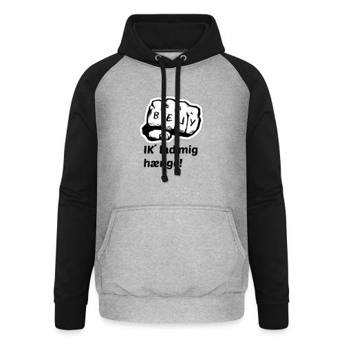 BEJY SHOP - Unisex baseball hoodie