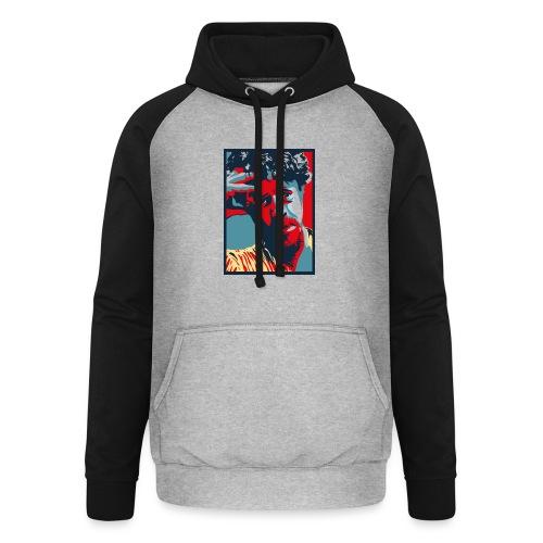 Franky Bordo - Unisex baseball hoodie