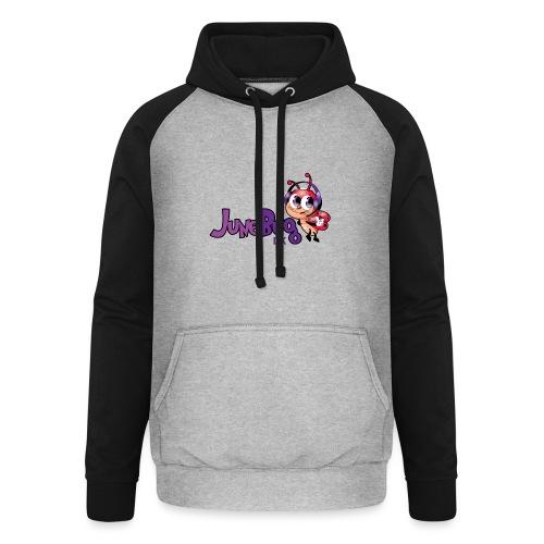 JuneBugDK - Unisex baseball hoodie