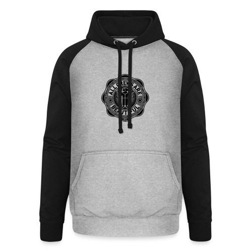 All Crews Are Beautiful (Black) - Unisex Baseball Hoodie