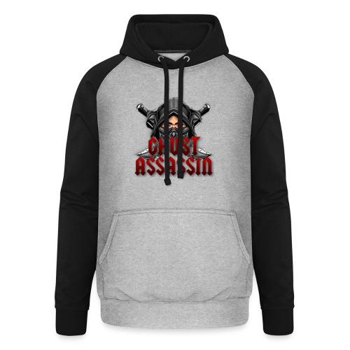 Ghust Assassin Guild - Basebolluvtröja unisex