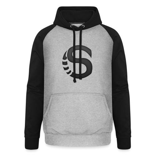 ScorpyArtZ Logo New shirt png - Unisex baseball hoodie
