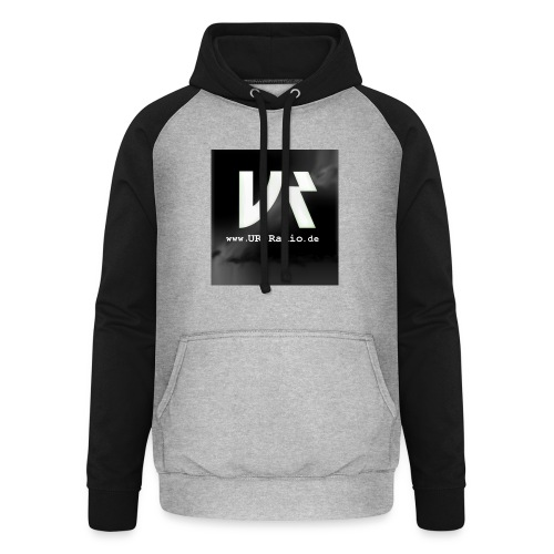logo spreadshirt - Unisex Baseball Hoodie