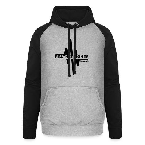 Feather Tones Records - Sweat-shirt baseball unisexe