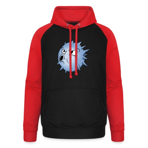 BLOWFISH! - Unisex baseball hoodie