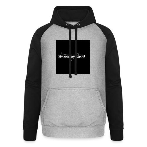 Sweney todd - Unisex baseball hoodie