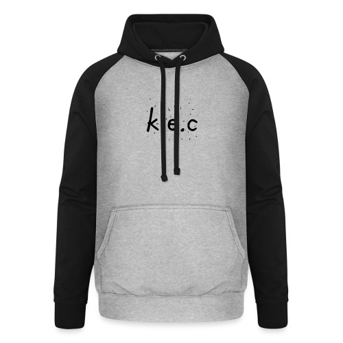 K.E.C original t-shirt - Unisex baseball hoodie