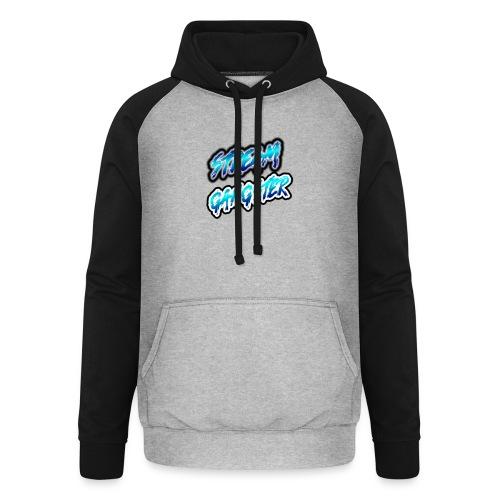 StreamGangsterMerchandise - Unisex baseball hoodie