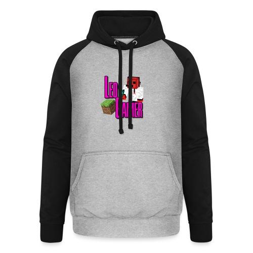 LeoGamer Minecraft - Unisex Baseball Hoodie