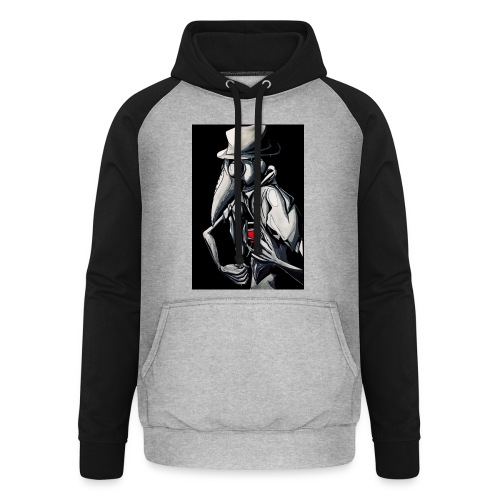 don't need this - Unisex Baseball Hoodie