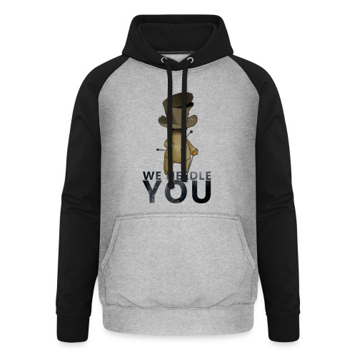 WE NEEDLE YOU - Sweat-shirt baseball unisexe