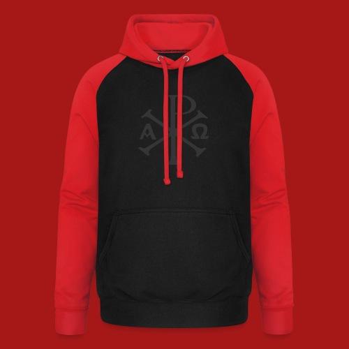 Kompasset-AP - Unisex baseball hoodie