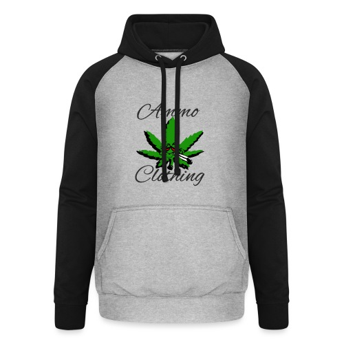 Mr Stoner Summer Wear - Unisex Baseball Hoodie