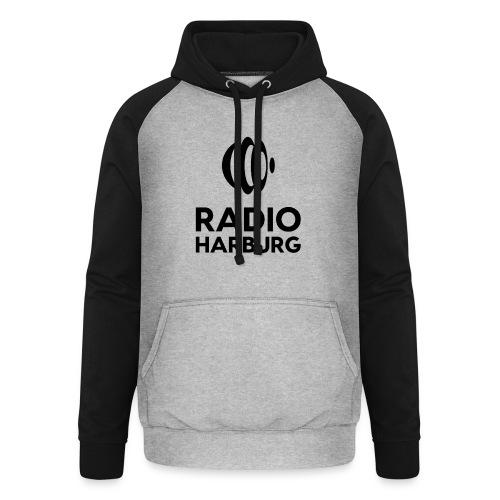 Radio Harburg - Unisex Baseball Hoodie