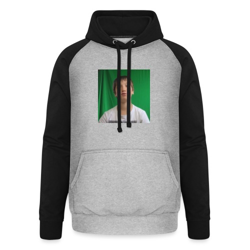Game4you - Unisex baseball hoodie