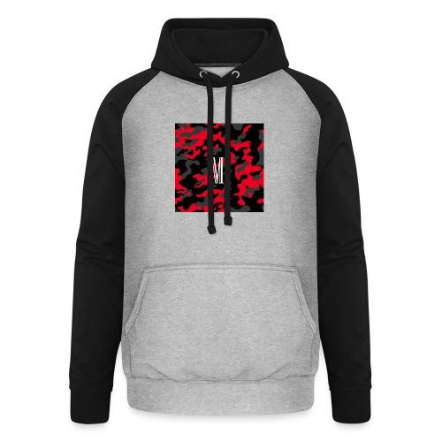 camo - Unisex baseball hoodie