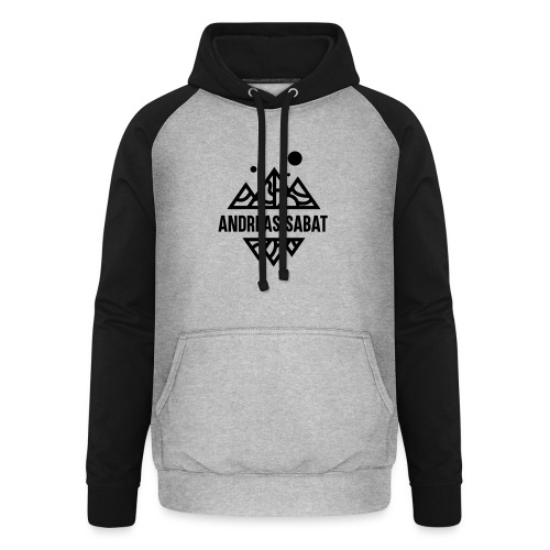 Andreas Sabat - Unisex baseball hoodie